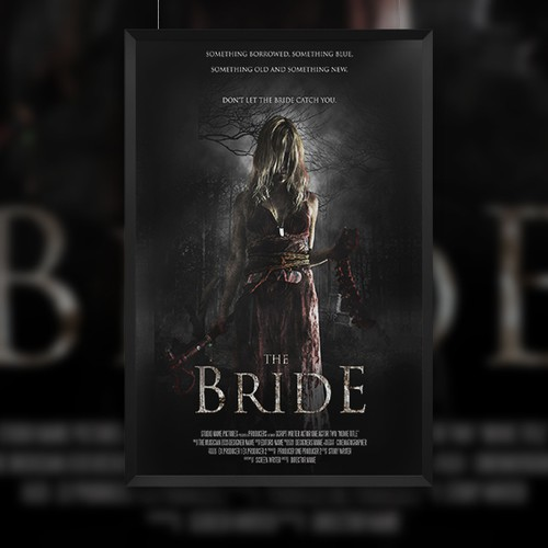 The Bride Movie Poster
