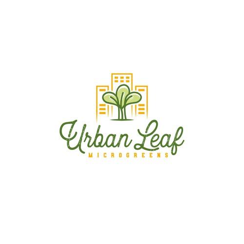 UrbanLeaf logo