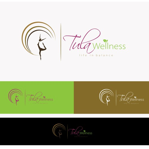 Help TULA WELLNESS with a new logo