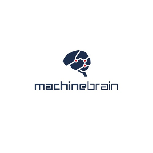 machine brain logo