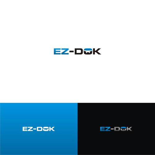 logo design for ez-dok