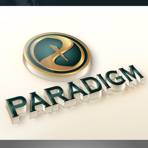 Logo design for Paradigm