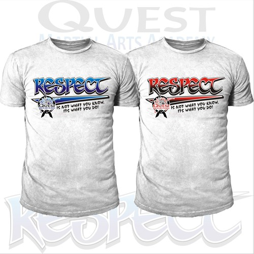 Karate T-shirt - Respect