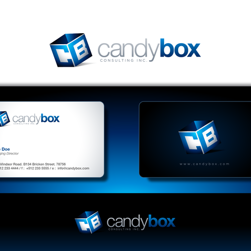 Logo for Candybox Consulting Inc.
