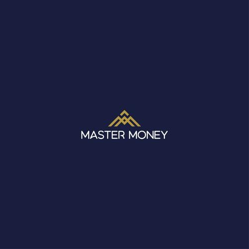 Design an elegant logo for financial coaching business