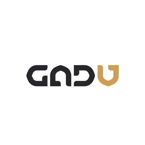 Logo for international security service GADU