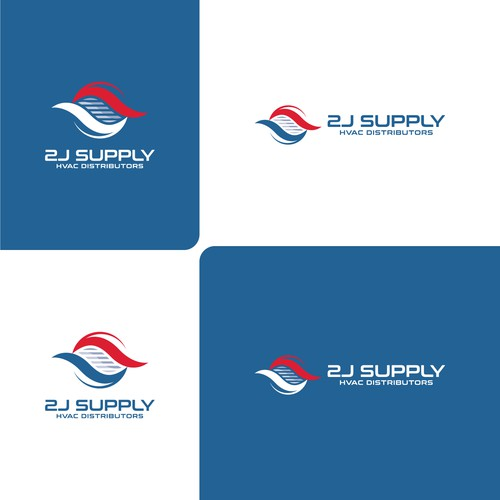 Logo for 2J Supply HVAC Distributors
