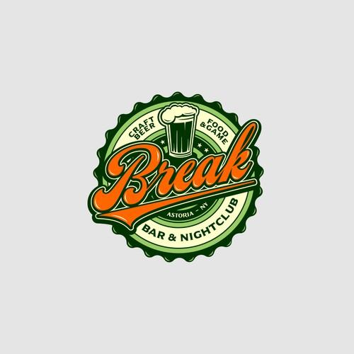 Break Bar&Nightclub Logo