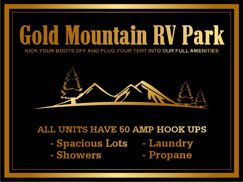 Help Gold Mountain RV Park with a new signage