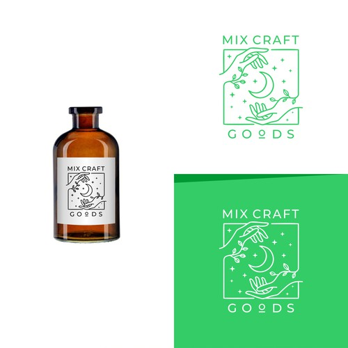 Mix Craft Goods Logo design