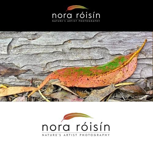 Logo for Nora Róisín: Nature's Artist Photography