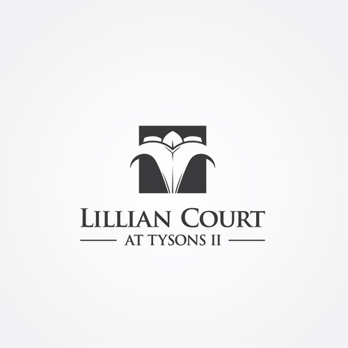 Winner design for Lillian Court logo contest