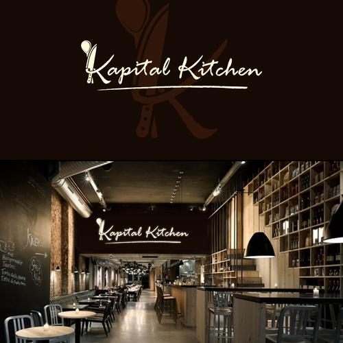 Kapital Kitchen Logo