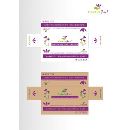FLOWER BOX DESIGN