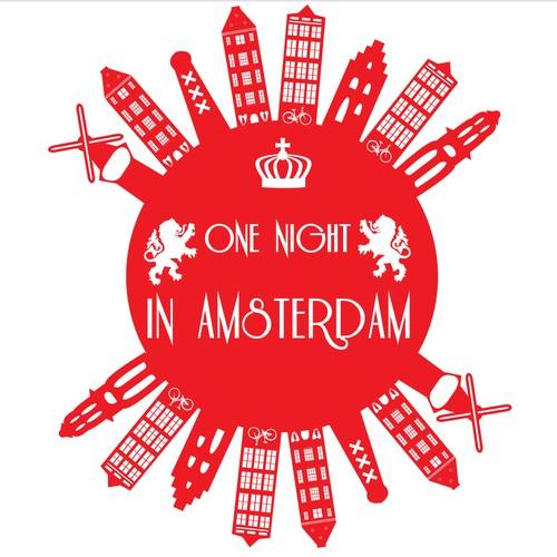 Creëer het logo voor een dance event dat momenteel actief is in 11 landen en 15 steden!