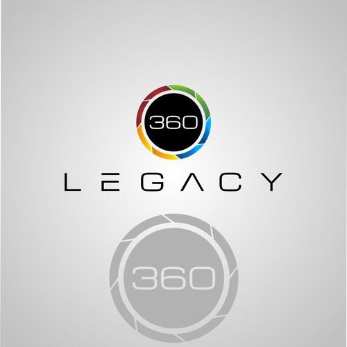 360 legacy logo