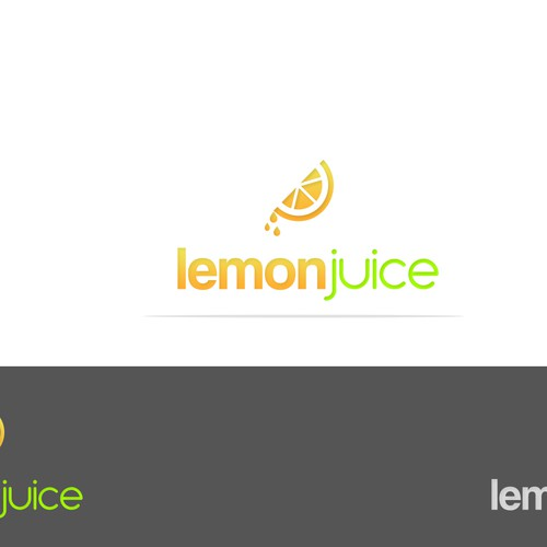 Create a logo for Lemon Juice magazine website on line