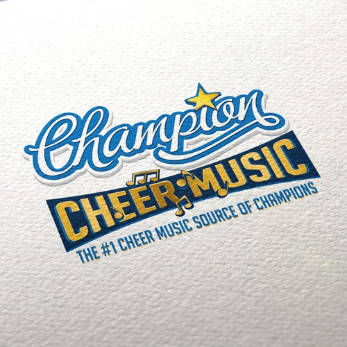 Champion Cheer Music