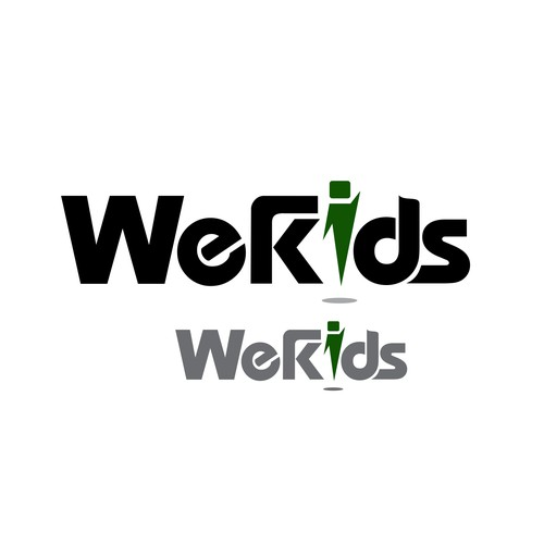 WICKED designers wanted!! Make a simple and wicked logo for Wekids Inc.