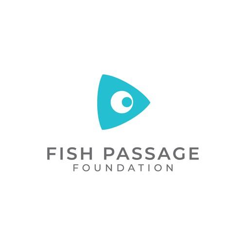 Logo for Fish Passage Foundation