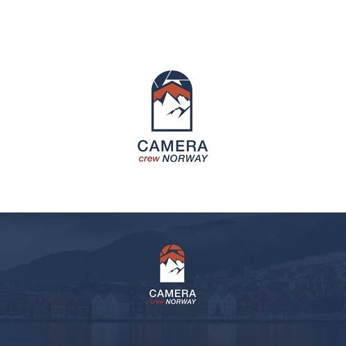 logo for Camera Crew Norway