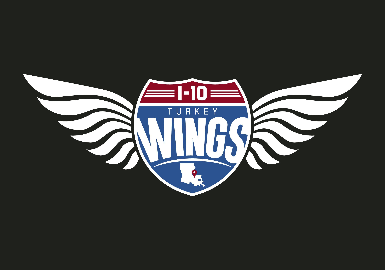 I-10 WINGS Logo Design...