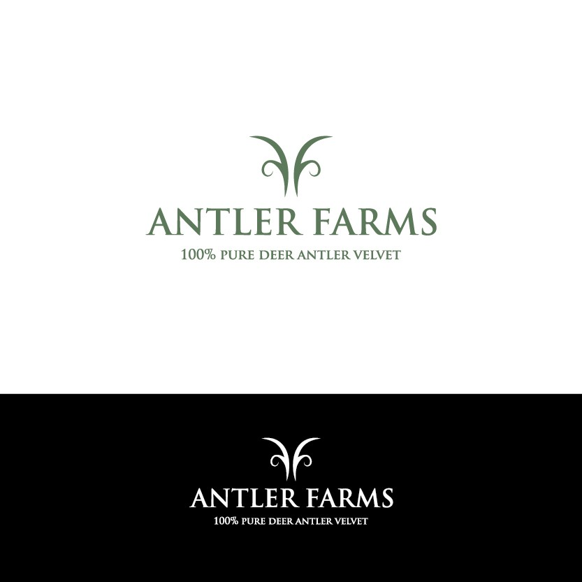 logo for antler farms