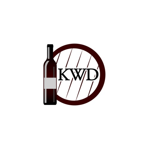 Logo for a company selling wine