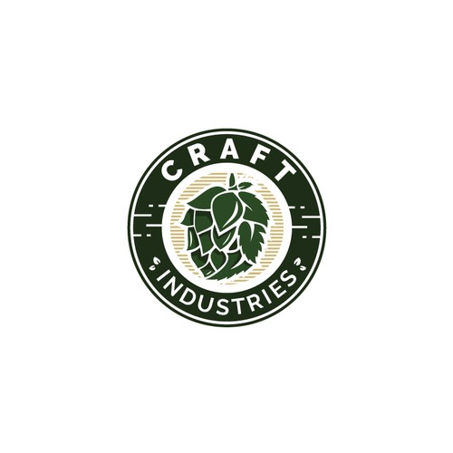 Logo for a Beer & Craft beverage accessories brand