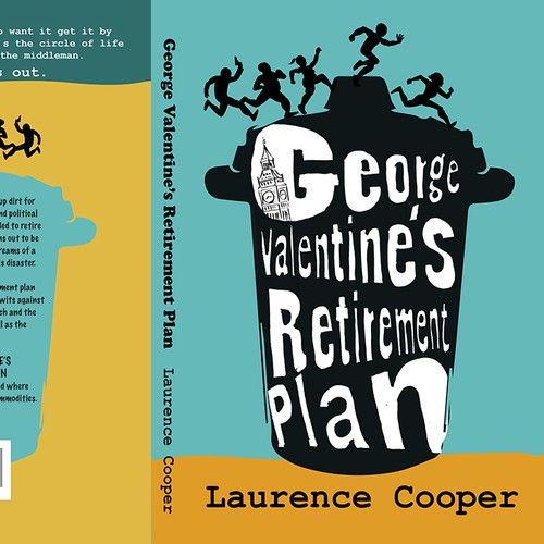 book or magazine cover for Laurence Cooper, Strathmere Press