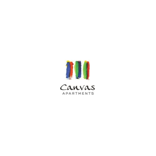 Logo for apartment