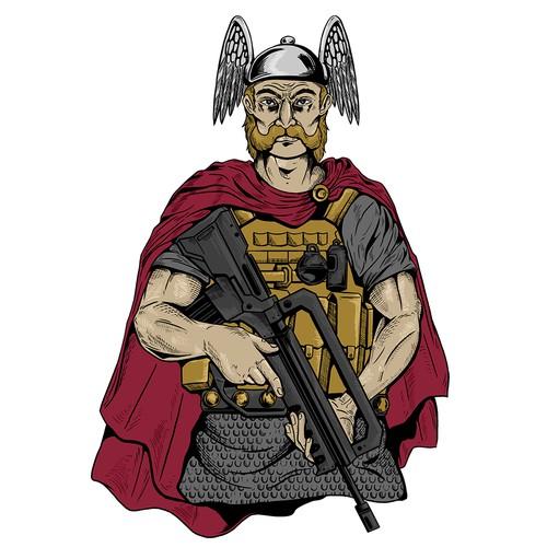 The Galliac Soldier