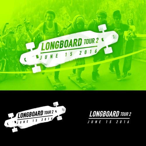 Longboard Tour 2 Logo