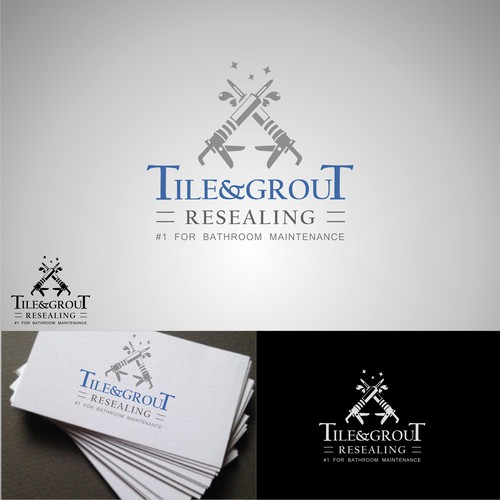 Logo for Tile & Grout resealing
