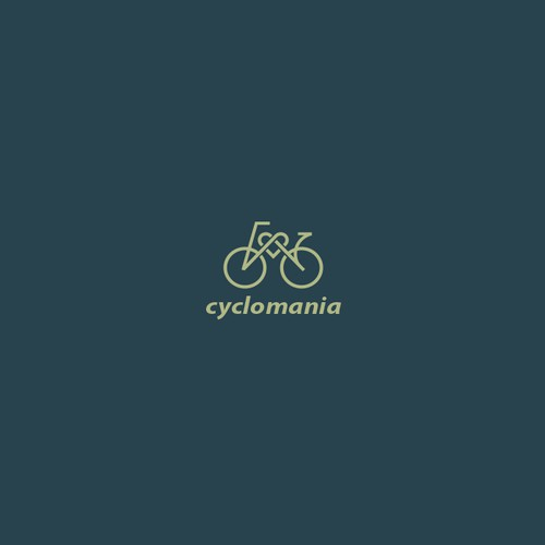 Logo design - bicycle lovers