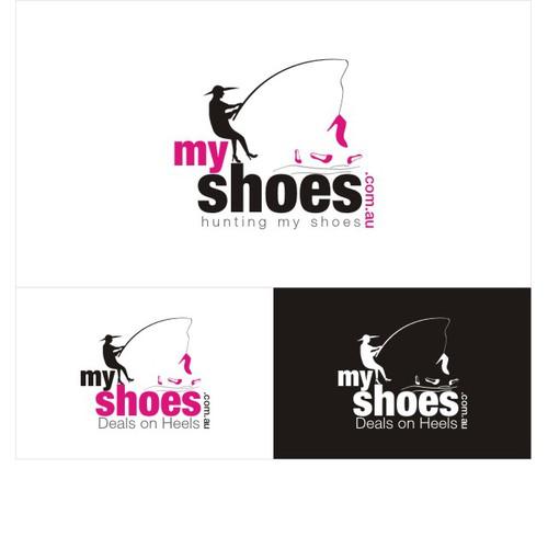 logo for myshoes.com.au