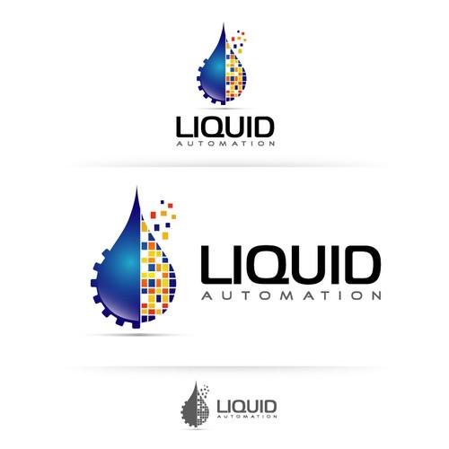 Liquid Automation needs a new logo