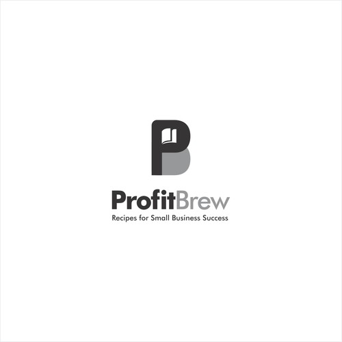 logo for Profit Brew an accounting service for small business