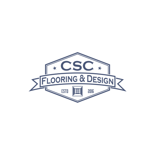Floor Covering & Design company looking for eye catching Sophisticated / Casual Urban style logo