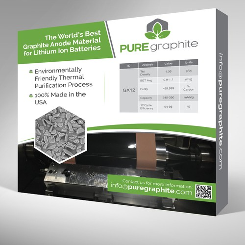 PUREgraphite booth