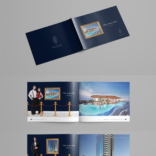 The Gallery Residential Building Brochure