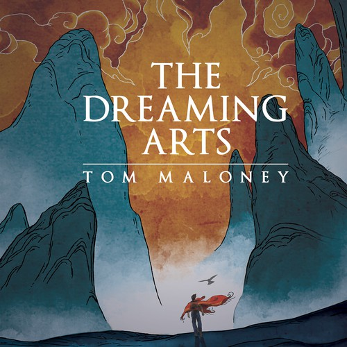 Cover Art for The Dreaming Arts