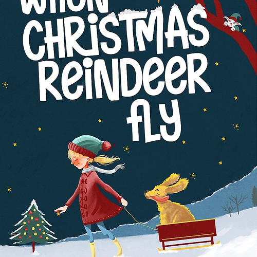 When Christmas Reindeer Fly
