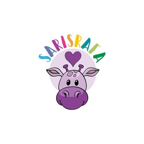 Logokonzept für ein Kinderstore