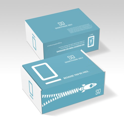 SMARTPHONE ONLY - Package Design