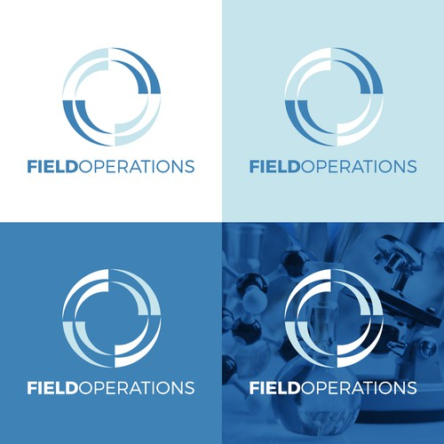 Logo design for Field Operations.