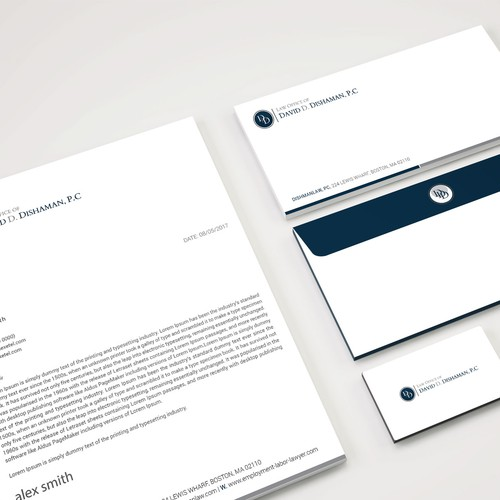 Clean Stationary design.
