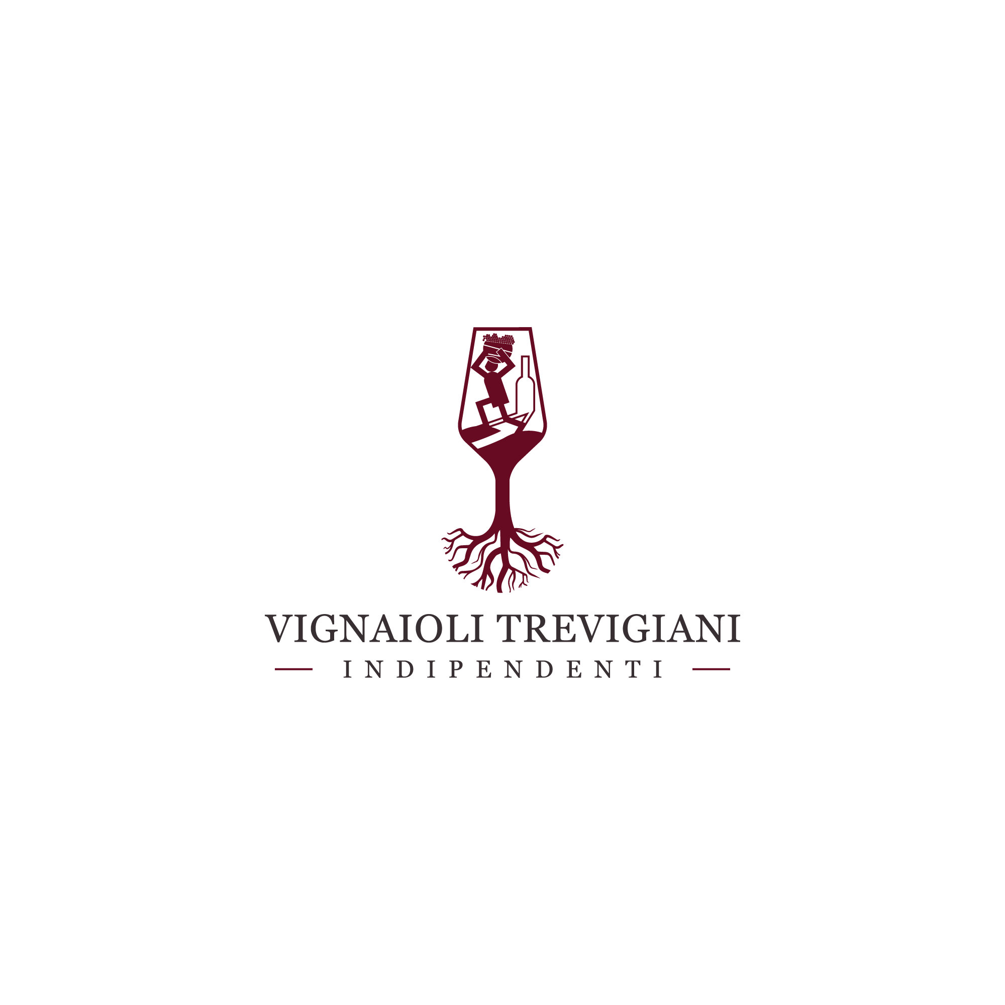 New logo for Treviso Independent Vignerons