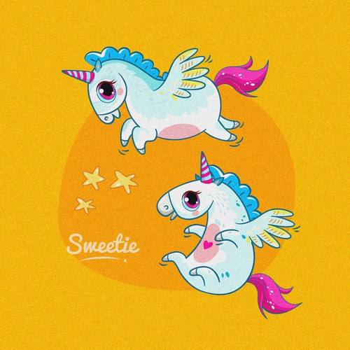 Sweetie Unicorn