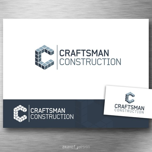 LOGO FOR CUSTOM HOME BUILDER
